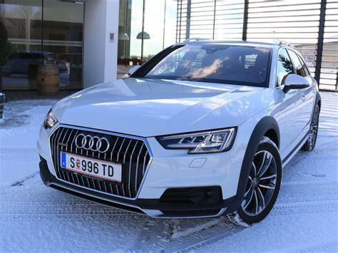 Test Audi A4 Allroad by Testbericht Audi A4 Allroad Quattro 3 0 Tdi Auto
