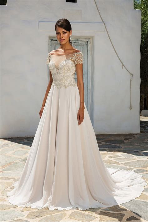classic designer wedding dresses with sophisticated elegance
