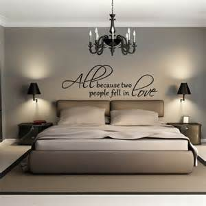 bedroom wall decals ideas contemporary bedroom ideas using chic decorative wall