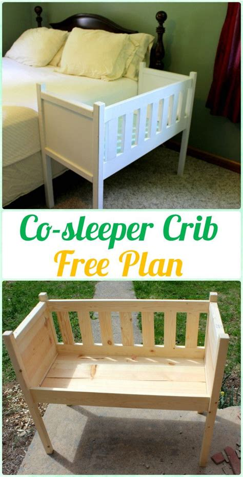 How To Make Baby Crib Best 25 Baby Co Sleeper Ideas On