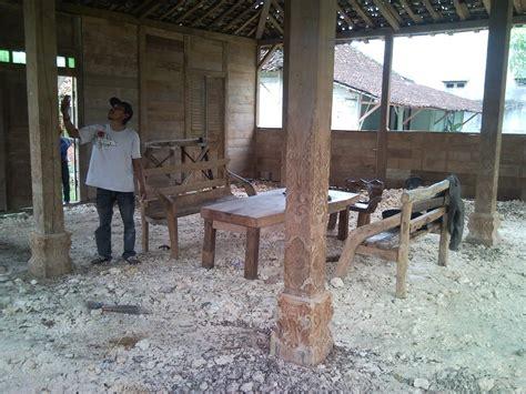 Meja Kayu Jati rumah joglo dijual murah rumah joglo rumah limasan
