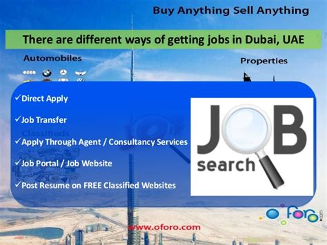 easy to apply in dubai easy way of getting in dubai at www oforo