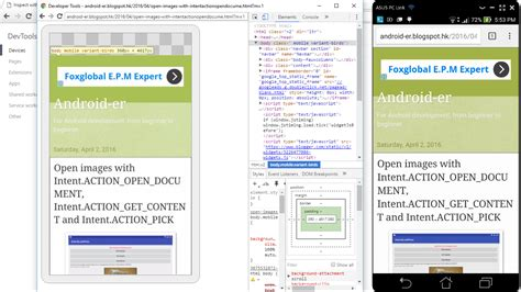 android debug android er remote debug web page on android with chrome devtools