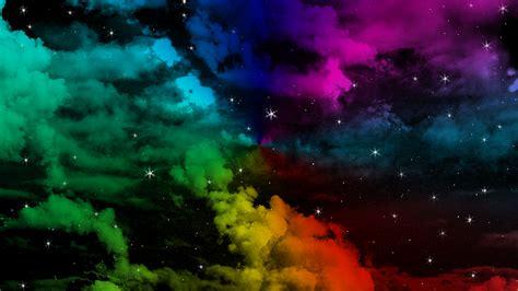 colors in the sky dreama abstract rainbow photos