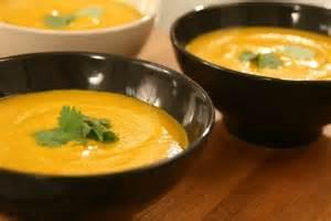 recette de velout 233 carottes coco coriandre la recette facile