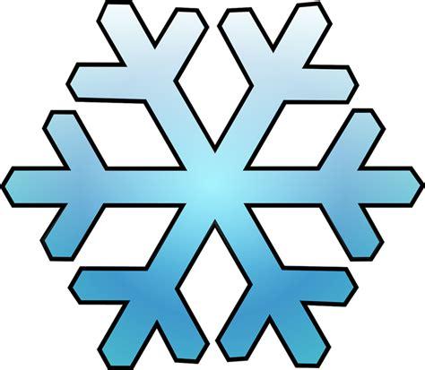 Snowflakes Printable Clipart | free to use public domain snowflakes clip art