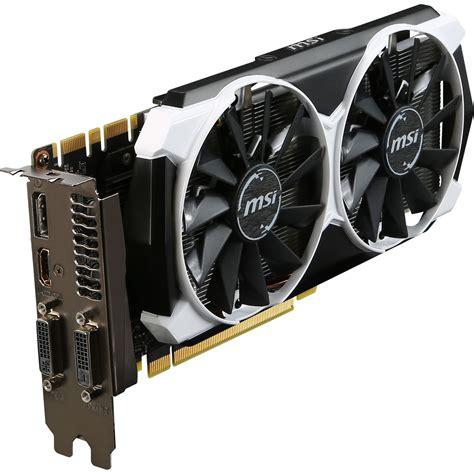 Msi Geforce Gtx 980 4096mb Ddr5 4gd5t Oc Armor 2x 4096mb msi geforce gtx 970 4gd5t oc aktiv pcie