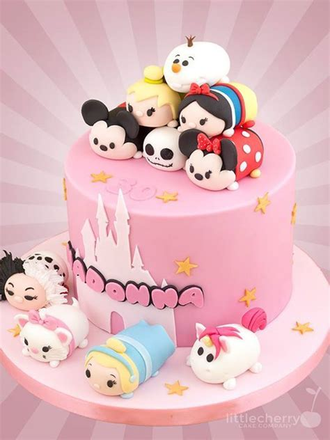 Baby Tsum2 by Disney Cherries And Cherry Cake On