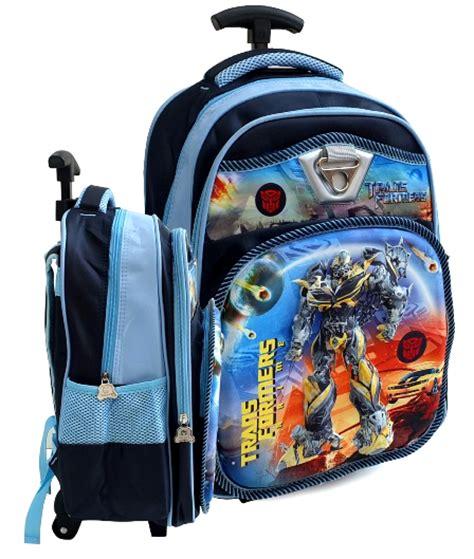 Ransel Transformer tas sekolah untuk anak sd toko bunda