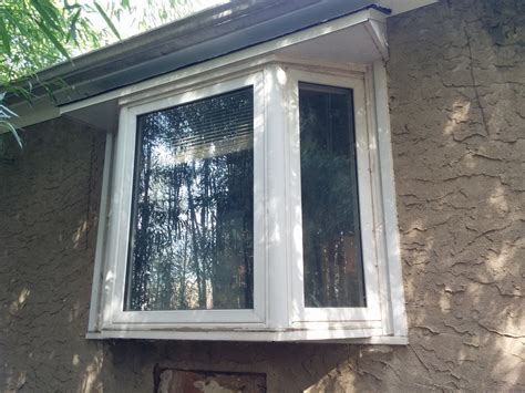 Bay Window Sill Replacement How To Repair Rotten Plywood Board Vinyl Bay Bow