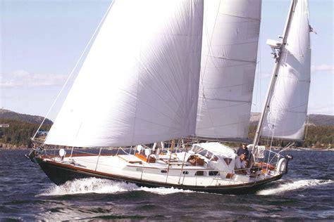 hinckley yachts australia 1987 hinckley bermuda 40 mk iii yawl sail boat for sale