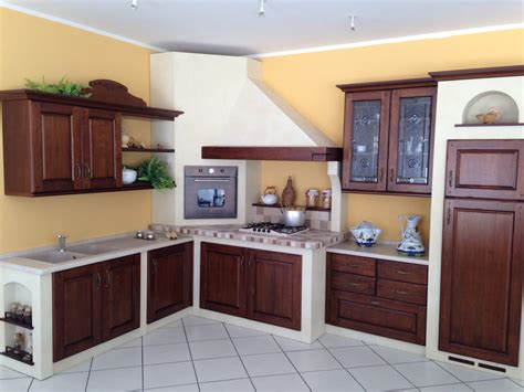 Bella Cucine Piccole In Muratura #1: cucina-muratura-angolo_O1.jpg