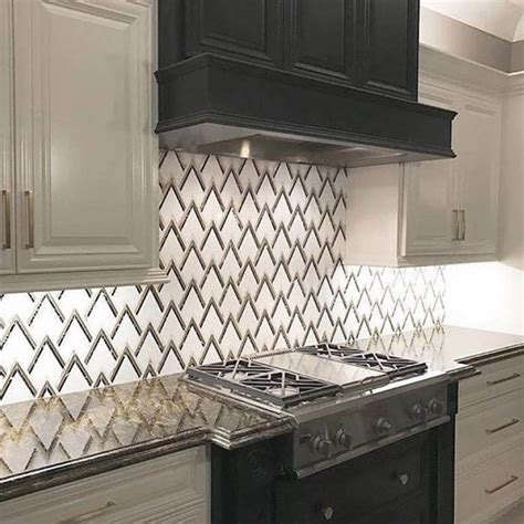 backsplash for kitchen 14 showstopping tile backsplash ideas to suit any style the family handyman