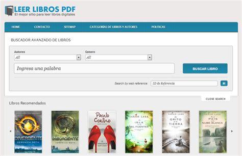 leer libros en espanol online gratis 3 sitios donde descargar libros epub gratis blogerin
