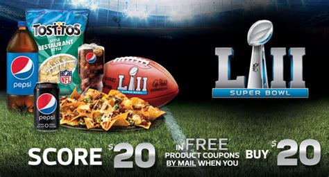 Pepsi Super Bowl Sweepstakes - road to super bowl lii continues along with the promotions donna s promo talk