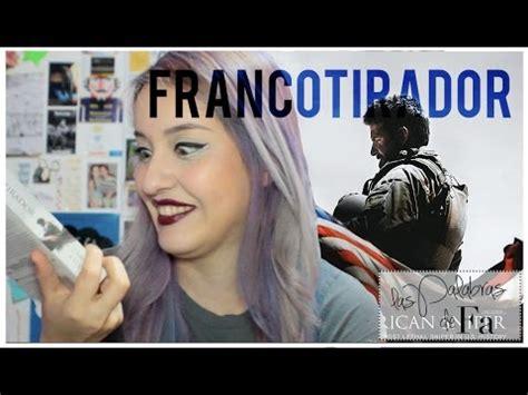 francotirador libro chris kyle pdf espanol francotirador american sniper kyle libro pel 237 cula laspalabrasdefa youtube