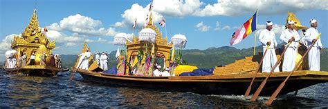 Myanmar Burma Calend 2018 Myanmar Phaung Daw Oo Festival Schedule