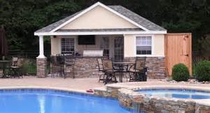 Poolside Cabana Plans by Pool Cabana Plans That Are Perfect For Relaxing And