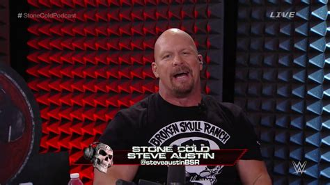 Stone Cold Pod Cast Dean Ambrose 8th August 2016 Full Movie The Stone Cold Podcast Could Return To Wwe Network With A Huge Guest