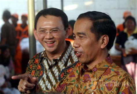 ahok foto presiden jokowi blusukan bersama ahok foto 3 1612442