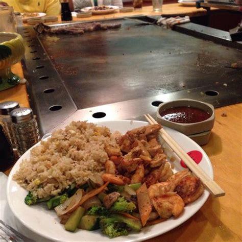tokyo japanese steak house hibachi chicken shrimp picture of tokyo japanese steakhouse woodbridge tripadvisor