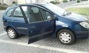 Renault Megane Scenic For Sale Archive Bargain Renault Scenic Mpv For Sale Muizenberg