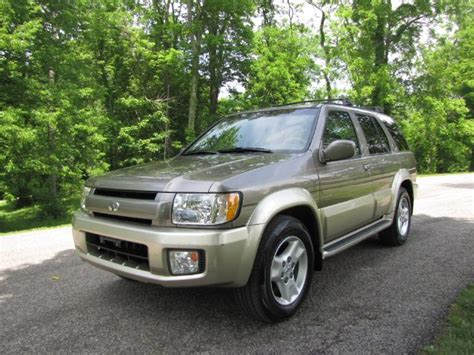 2001 infiniti qx4 mpg used 2001 infiniti qx4 base 4wd 4dr in louisville ky at