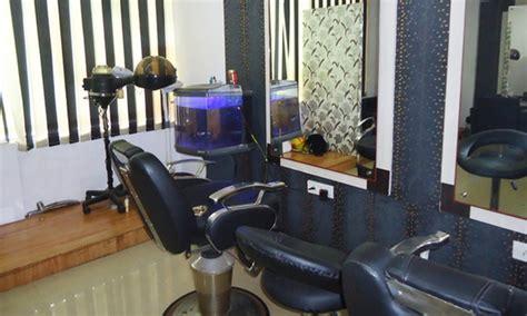 haircut groupon chennai k k nagar haircut threading head massage more at