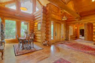 Mountain Homes Interiors log home photo gallery north american log crafters