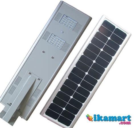Pju Led Solar Cell All In One All Items lu jalan led 80 watt solar cell pju all in one system integrated solar light system