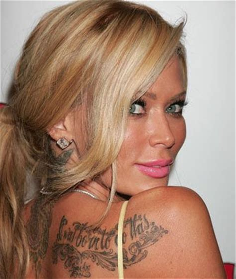 jenna jameson tattoos ankle models picture