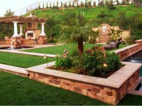 Backyard Landscape Designs by 10 Beautiful Backyard Designs Outdoor Spaces Patio