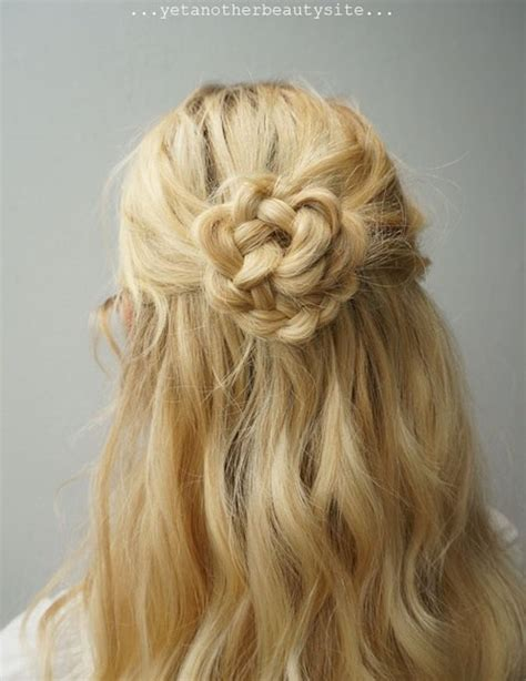braided hairstyles half up half down 45 fabulous half updos new styling ideas