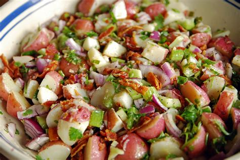 salad recipe heat of the summer potato salad recipe beachpeach