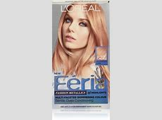 L'Oreal Paris Hair Color Feria Multi-Faceted Shimmering ... L'oreal Hair