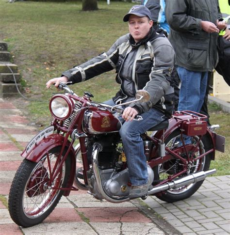 Motorroller Gebraucht Kaufen Rostock by Oldtimer Triumph Motorrad Motorrad Bild Idee