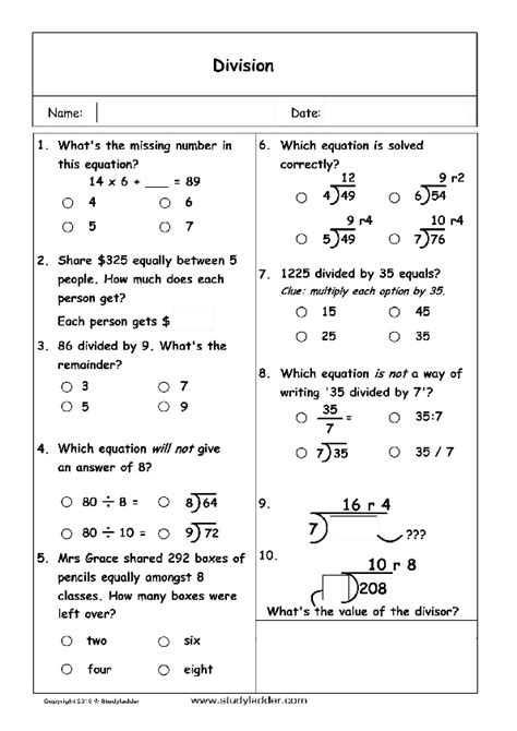 problem solving involving multiplication ks2 problem