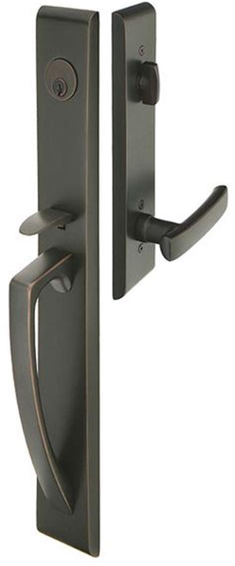 Entrance Handleset Exterior Door Hardware 1000 Images About Rustic Modern Door Hardware On Pinterest Rubbed Bronze Bronze And Door