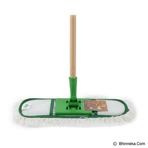 Alat Pembersih Debu Dllalat Pel Besar Clean Mop jual clean matic dust mop microfibre 201204 murah bhinneka