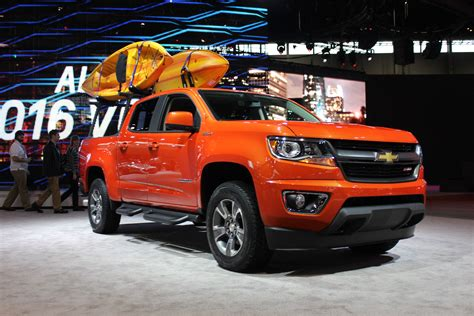 truck shows in colorado smaller chevy colorado a hit plant adds 3rd shift