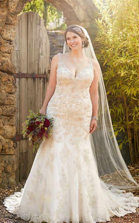 Bridesmaid Dresses Australia Plus Size - wedding dresses pearl plus size beaded vintage wedding