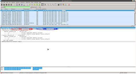 tutorial wireshark para monitoramento de rede denis m en redes de computadores protocolo arp y wireshark