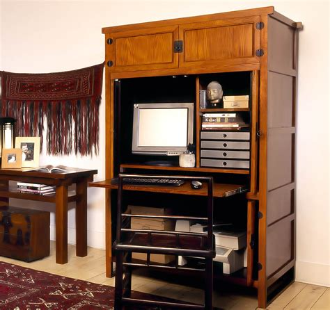 furniture beautiful armoire desk collection for interior