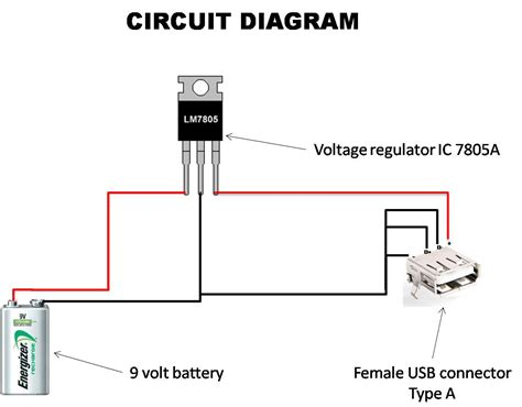phone charger wiring diagram 28 images cheap diy