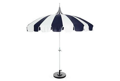 Pagoda Patio Umbrella Navy Pagoda Patio Umbrella