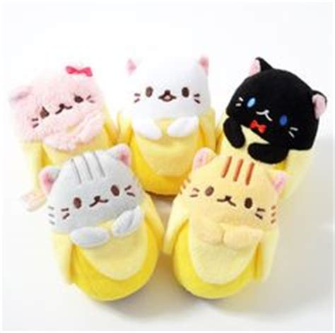 Jumbo Banana Pillow Dolls coroham coron hamster plush collection jumbo