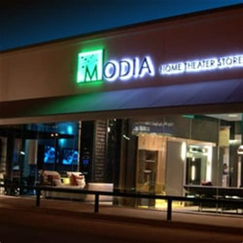 modia home theater store closed electronics 4415 n