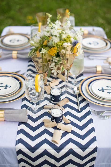Nautical Wedding Decorations by Set Sail With Nautical Wedding Ideas Strictly Weddings