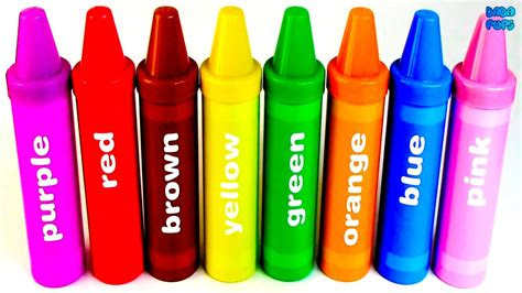 color crayon how to make the color with crayons