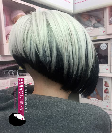 extreme a line bob haircut how to cut an asymmetrical bob ehow